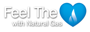 Feel the Love with Natural Gas